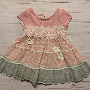 Counting Daisies Baby Dress